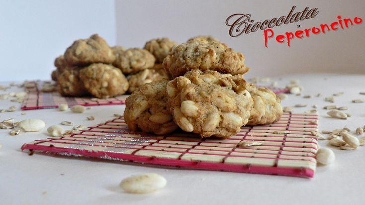 biscotti multicereali croccanti