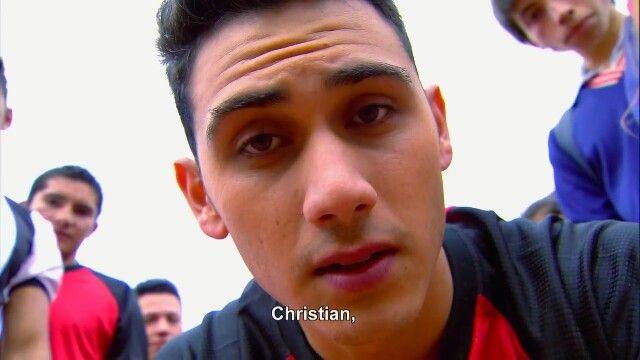 """Alejandro Speitzer en el trailer oficial de """"Yo Soy Franky"""". #AlejandroSpeitzer #AlexSpeitzer #actor #Colombia #Nickelodeon #Cristian #Christian #serie #television #YoSoyFranky"""