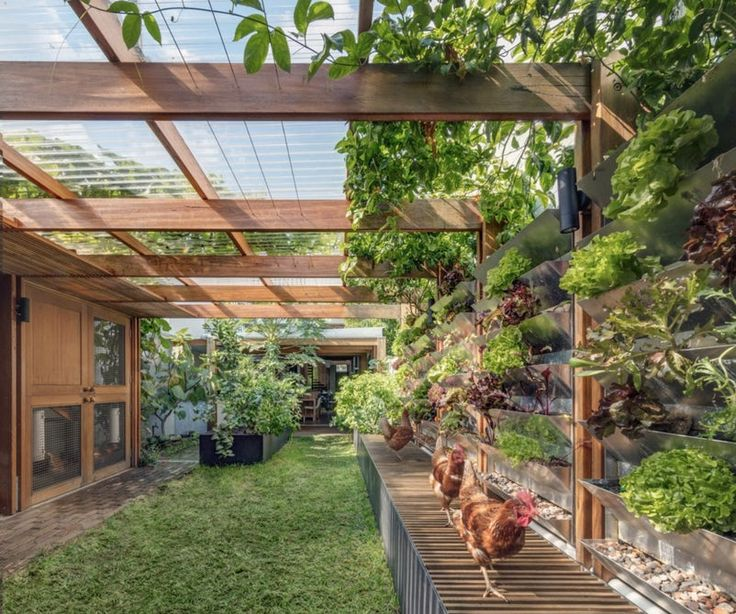 #Environment: Clever design plants off-grid sustainability in the big city.