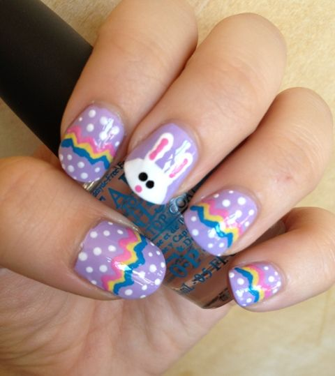 Easter Bunny Nails: Top 339 Ideas About Extreme Nails On Pinterest