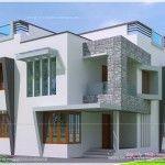 Desain Rumah Minimalis 2 Lantai Yang Mengusung Gaya Modern