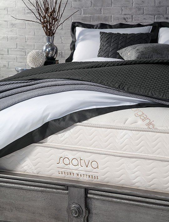 Win: An Ultra-Premium Eco-Friendly Mattress from Saatva! — Saatva