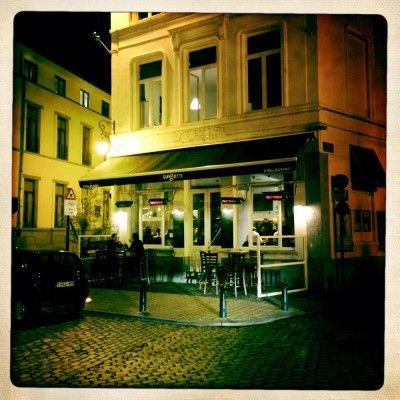 La Guinguette en ville, (près de ste catherine) restaurant attachant