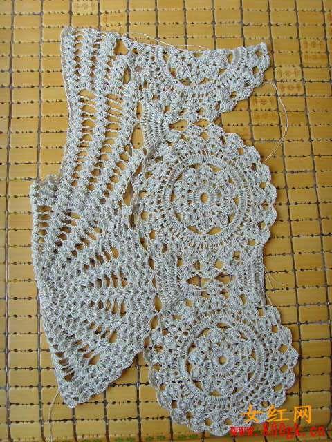 唐装 - miylo - 玩转毛线编织