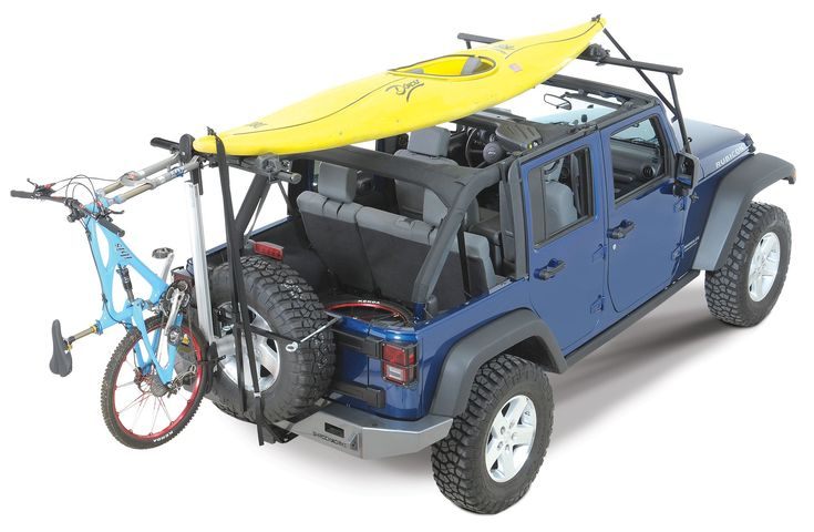 """Lange's Small Kayak Mount will accommodate one  kayak. The small kayak mount is for use with Lange's """"The Rack"""".  The mount comes with four pads, mounting hardware and two tethers for the front and rear of the kayak."""