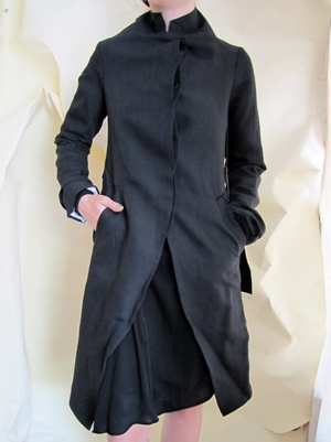 lost and found: Coats Don T, Don T Recall, Ben J Aimee, Long Jackets, Dark Grey, Flowing Dark, Casaco Longo, 000 Coats, Black Jackets