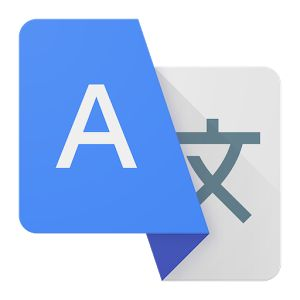 The Google translate app lets you photograph text, like a menu, then it scans for words to translate. Super helpful for menus, street signs, posters. It also saves the things you've looked up offline, so if you see a familiar word that you know you've translated before, you can access the translation in your history.