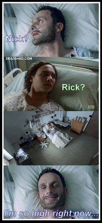 Fear the Walking Dead meme