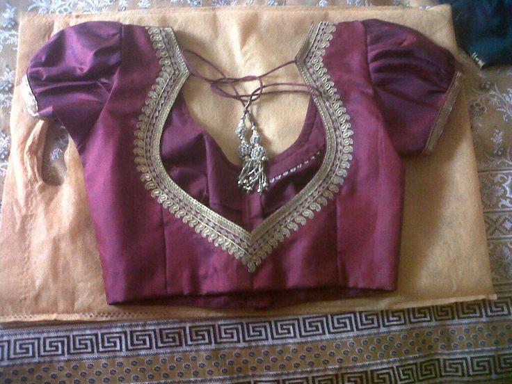 Muhurtham blouse