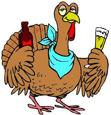 Funny Free Turkey Clip Art | Click Hilarious Thanksgiving Day ...