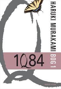 Bøger. Huraki Murakami: 1Q84 Bog 1. 01031