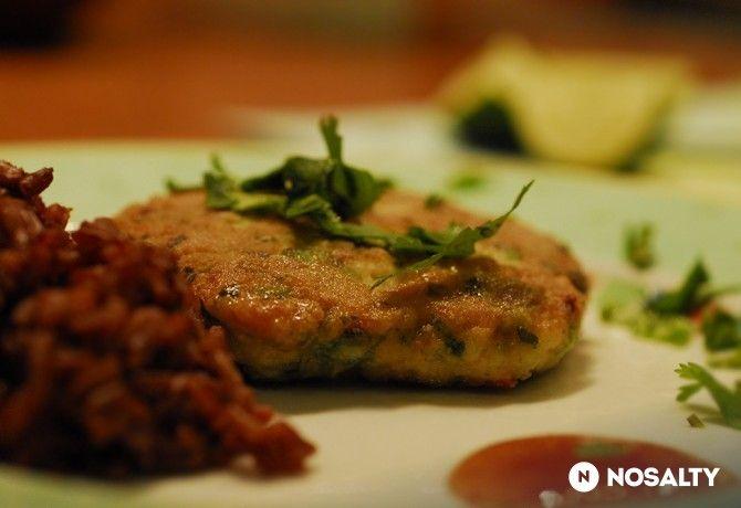 Thai halpogácsa