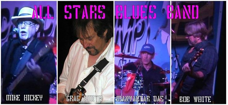 All Stars Blues Band at THE HUBB in Pahrump, NV