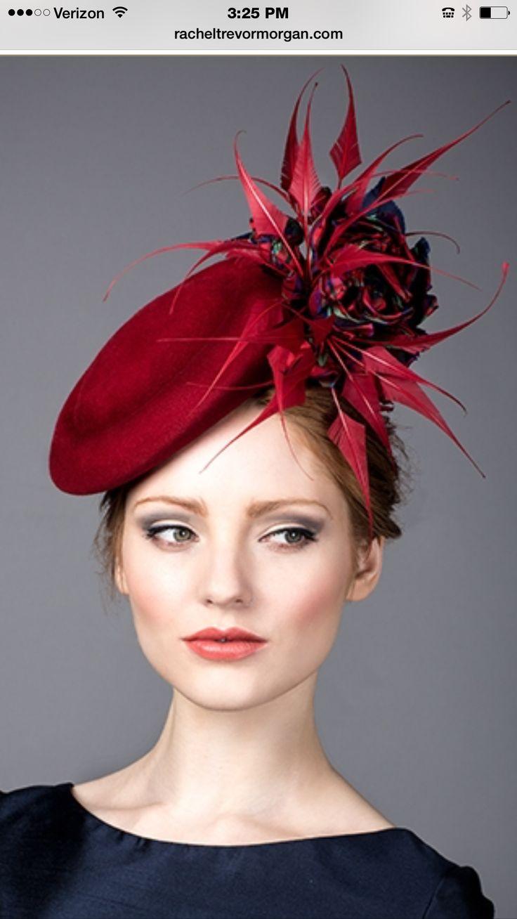 Hat by RACHEL TREVOR MORGAN.  http://www.racheltrevormorgan.com/collections/spring-summer