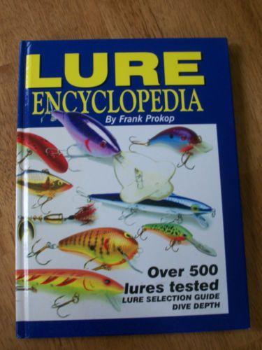 Fishing-Lure-Encyclopedia-By-Frank-Prokop-Hardback