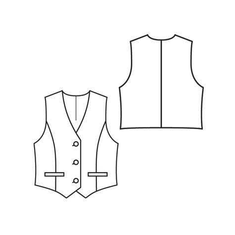 Vest http://www.burdastyle.com/pattern_store/patterns/vest-42010