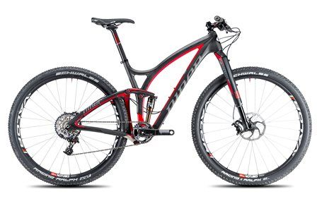 Image of Niner JET 9 RDO Limited Edition XX1 Bike