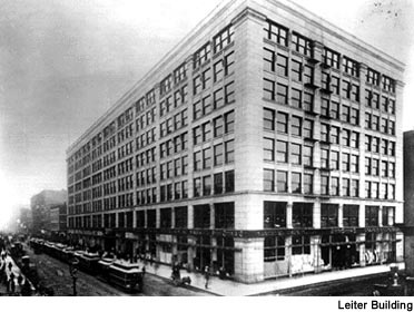 William Lebaron Jenney. Fair Store. Chicago. 1890 91 #architecture #chicago