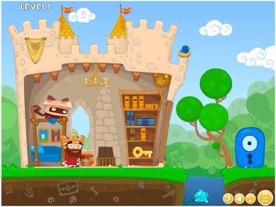 Escuela infantil castillo de Blanca: TINY  KING