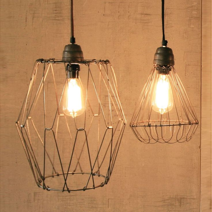 Geometric Minimalist Lamp | dotandbo.com