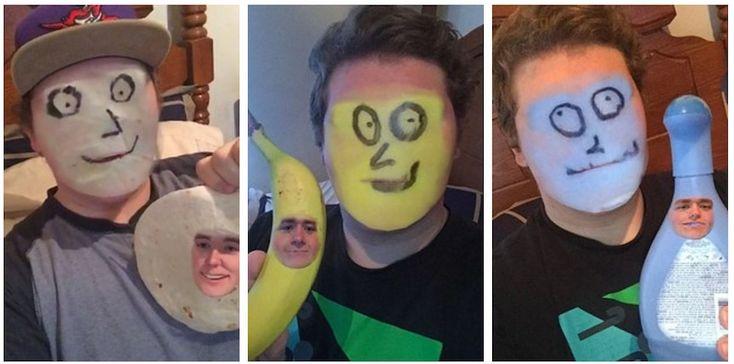 Face Swap : 18 échanges de visages qui ont complètement foiré au point dêtre drôles