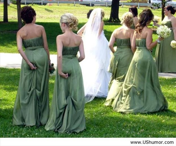 21 Funny Wedding Pictures