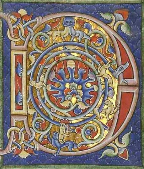 illuminated letter c 453 best images about illuminated letters d on 22531