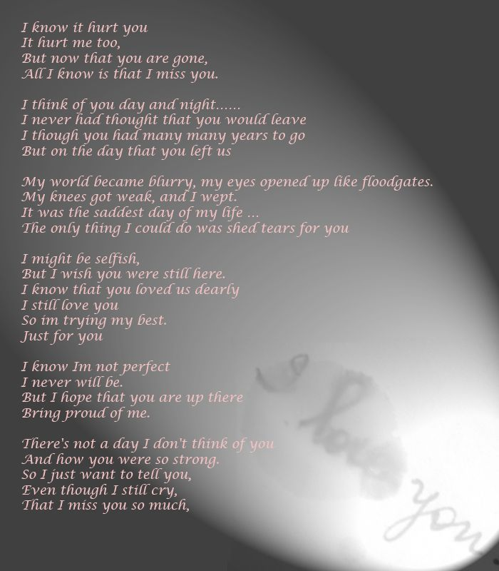 Missing You Daddy Miss You Daddy By Kittyful Dad Pinterest