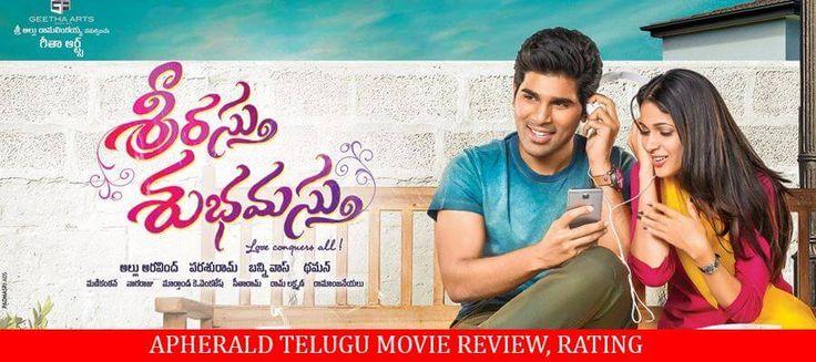 Srirastu Subhamastu Telugu Movie Review, Rating