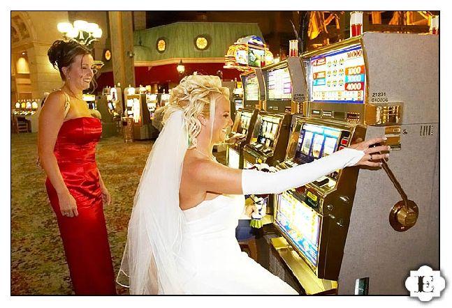 Vegas Wedding Dress Rental