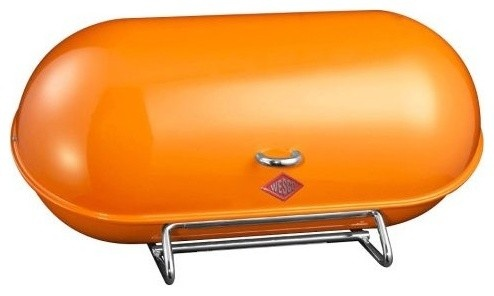 Wesco Breadboy, Orange contemporary food containers and storage