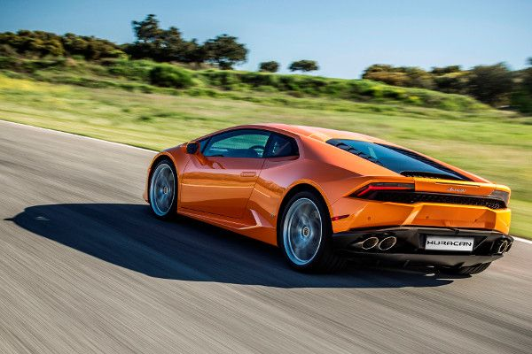 Huracán LP 610-4: Model Year 2016 Product Updates