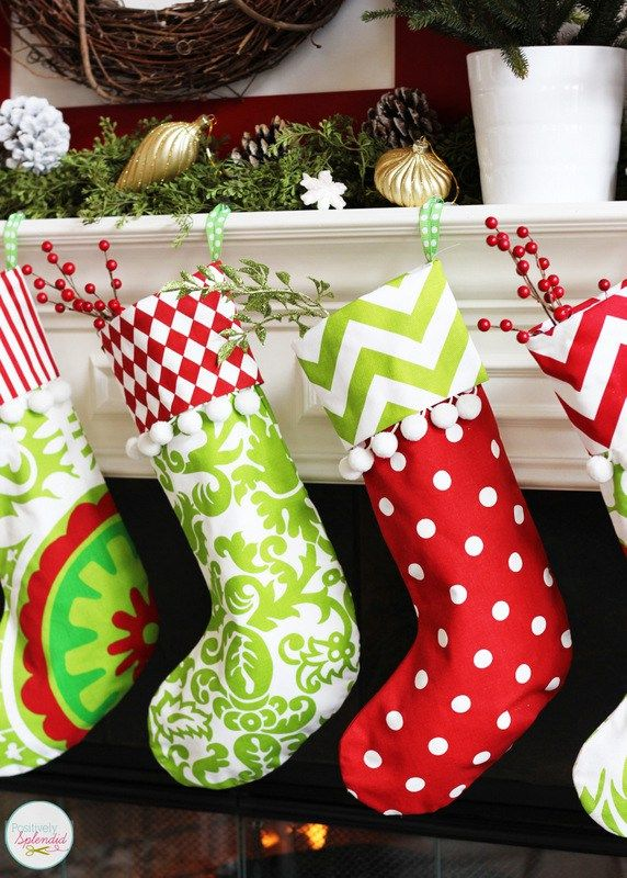 The 25+ best Traditional christmas stockings ideas on Pinterest ...