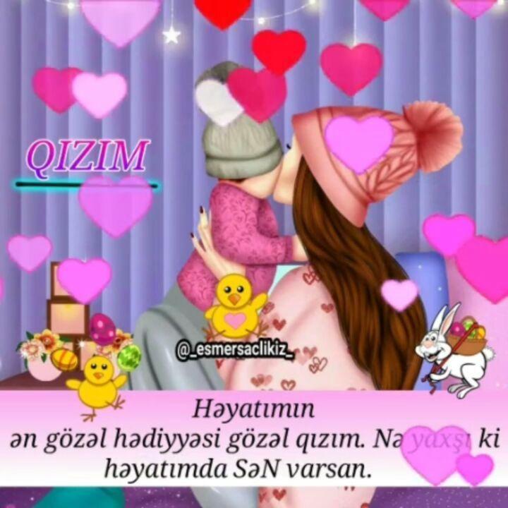 Qiz Usagi Bir Basqa Olur Noname Loqonu Silənə Halalliq Yoxdu Birthday Birthday Cake Desserts