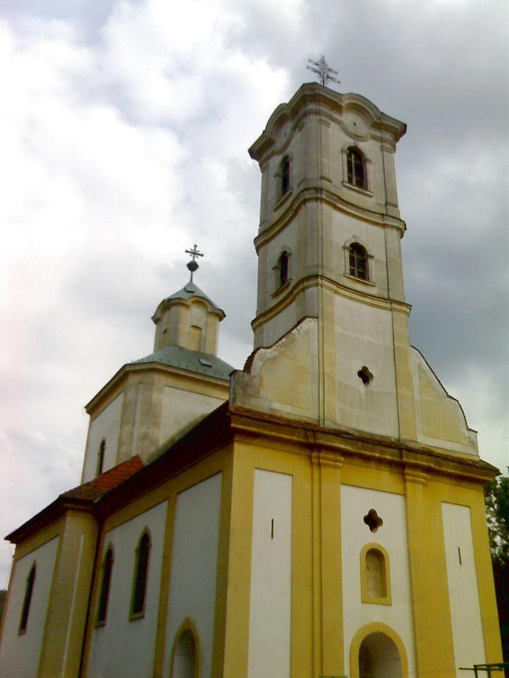 Baroque Orthrodox Church Grabóc