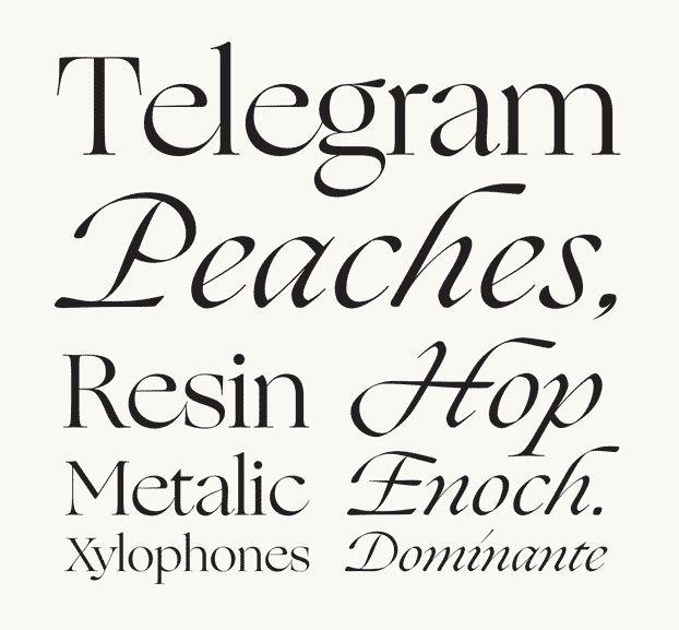 Ogg typeface