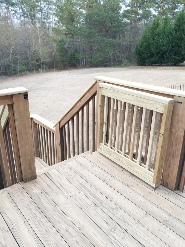 Baby Gate Building | Baby gates, Gate and Decking