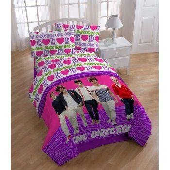 Wonderful One Direction Comforter Bedding Sets 2014