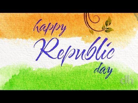 26 January India Happy Republic Day Wishes Greetings Gifs Gif whatsapp status video