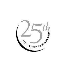 25th Anniversary Logo | BrandProfiles.com