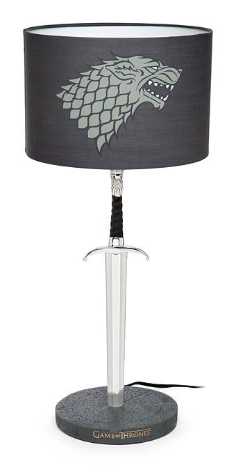 Game of Thrones Longclaw Desk Lamp: GoT Light?