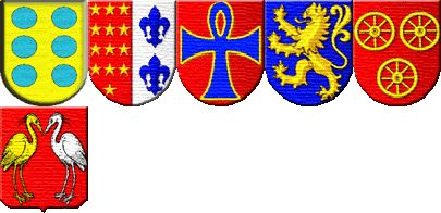 Escudos de Armas del Apellido Ávila