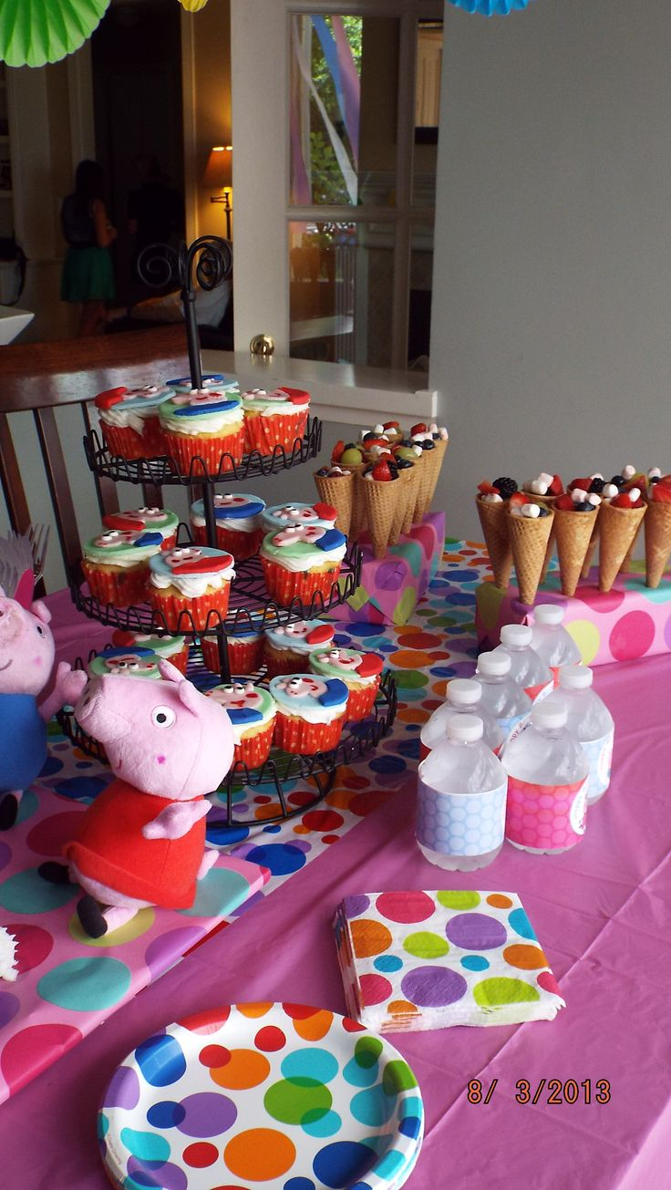 peepa pig party
