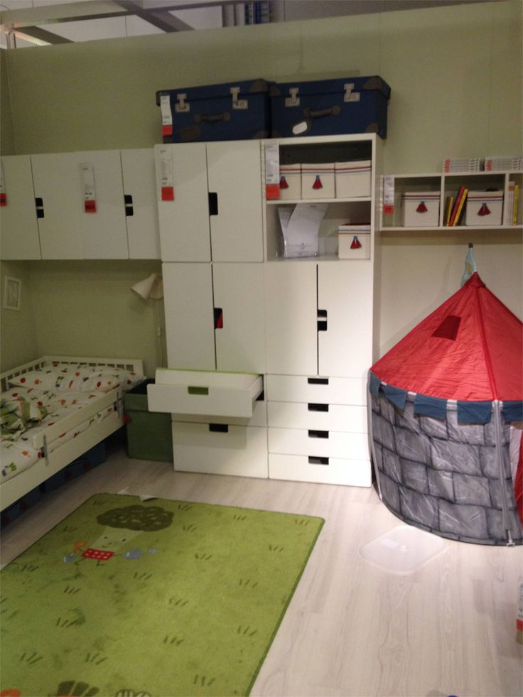 Stuva kids kid 39 s room ideas pinterest kid - Kids room ideas ikea ...