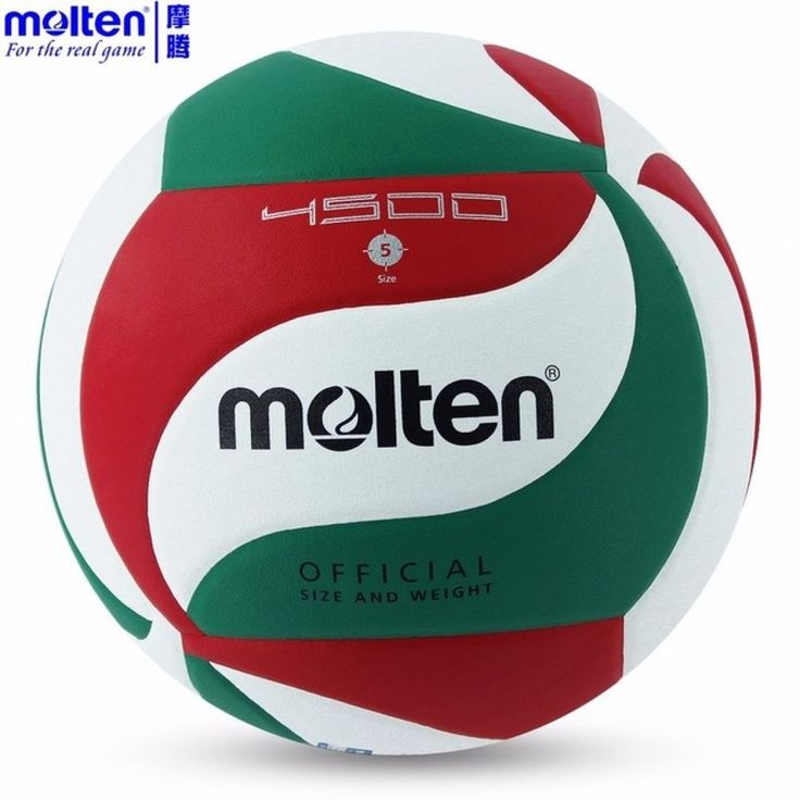 MOLTEN Volleyball PU Leather Official Size 5 Volleyball Soft Touch Volleyball  #MOLTENVolleyballChina