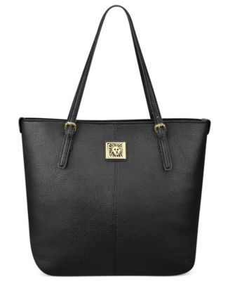 Anne Klein Large Perfect Tote Faux leather