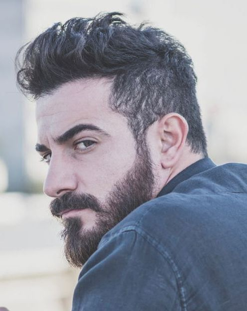 Have a look at the below images & get inspired with thw different cool beard style for men to get inspired from .