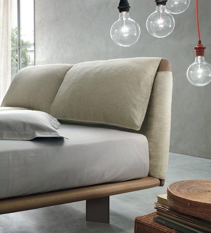 oltre 10 fantastiche idee su letto in pelle su pinterest | lampade ... - Letti Matrimoniali Fantastici