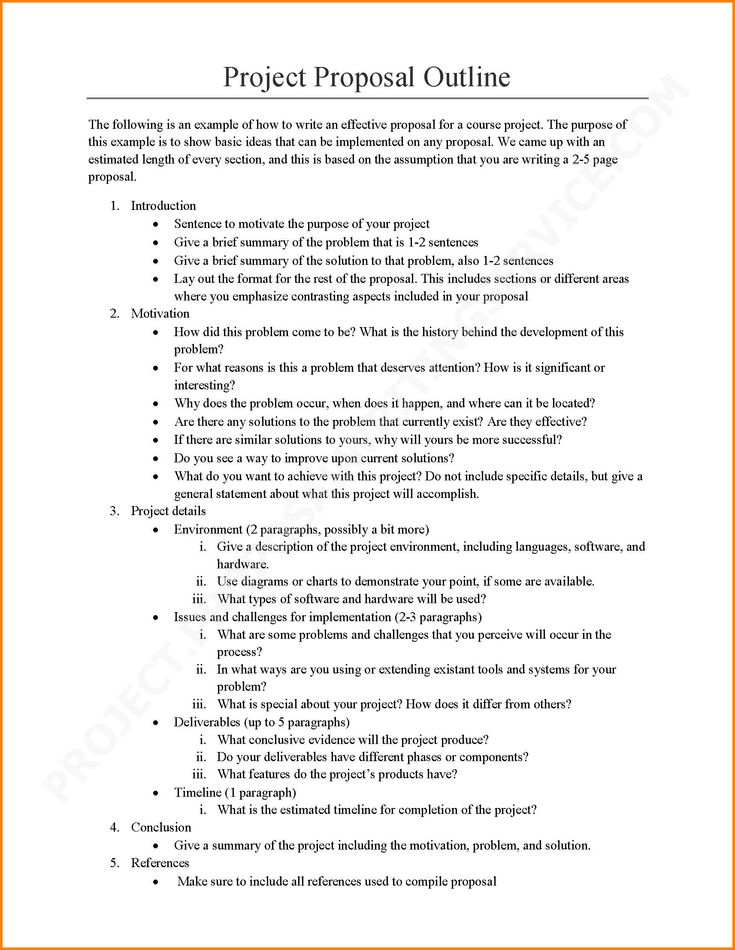 7+ project proposal sample for students Proposal Template 2017 - example of project proposal used