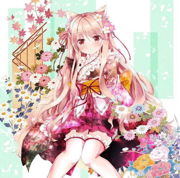 49 Best Images About Anime ♡ Neko On Pinterest White